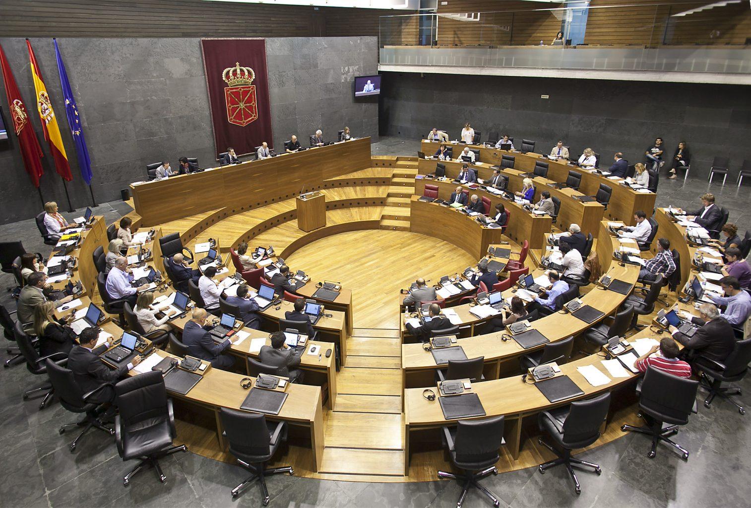 Navarra no creará un registro de lobbies distanciándose así de algunas regiones