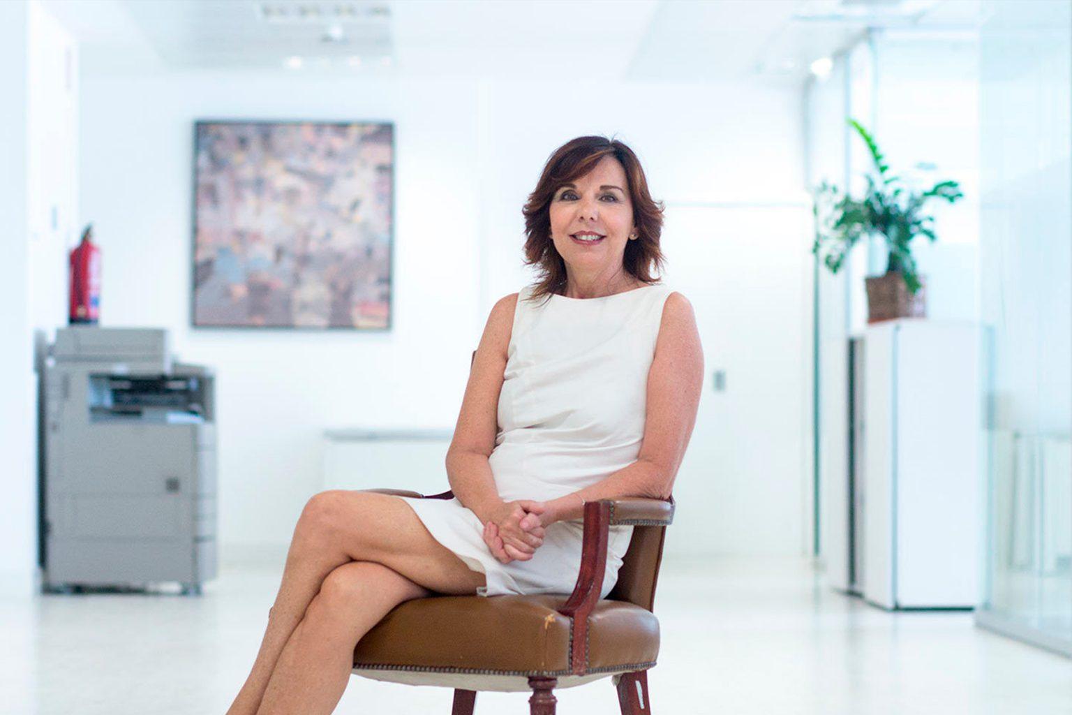 Esther Arizmendi, una luchadora por la transparencia en España