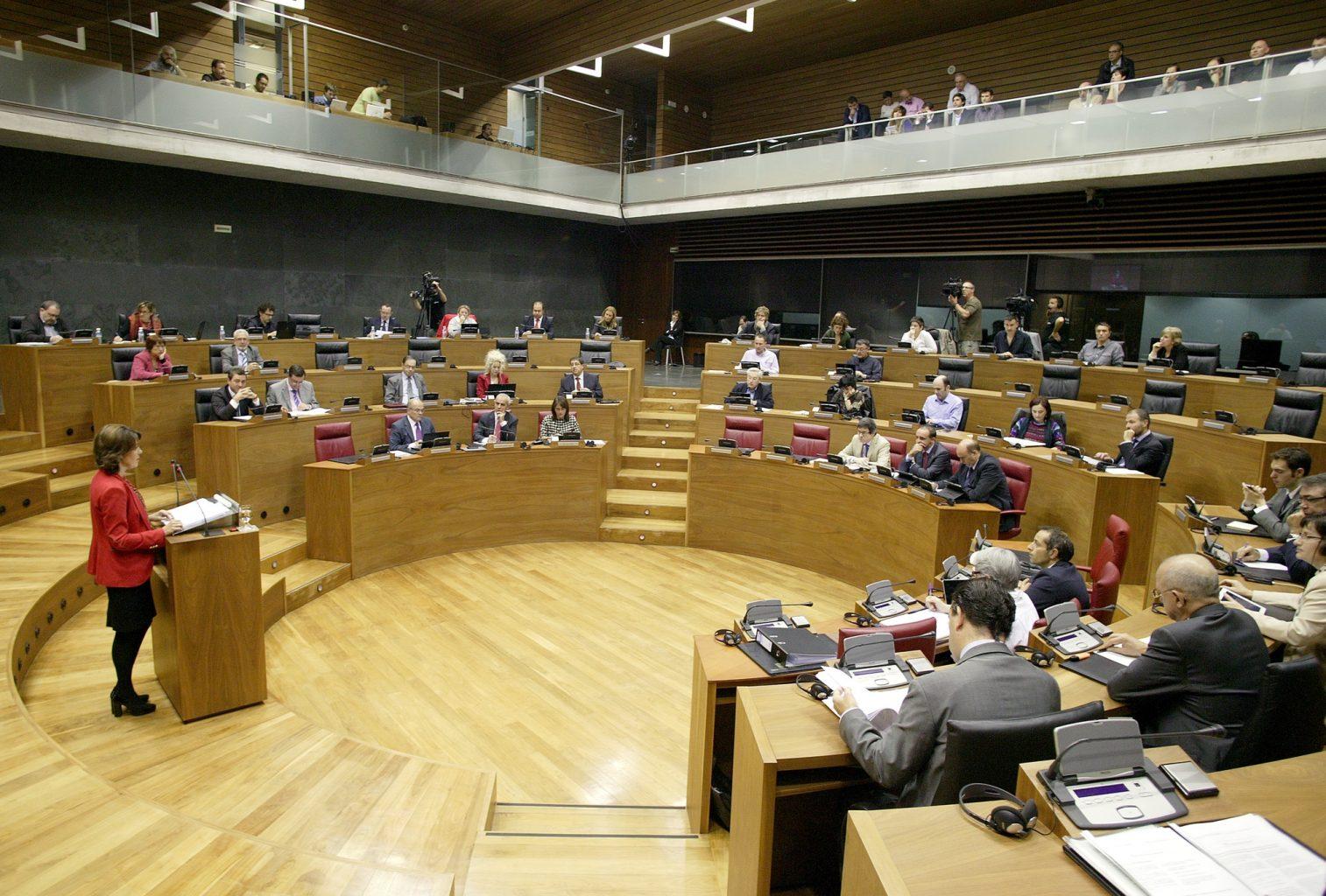 La Comunidad Foral de Navarra impulsa la regulación del lobby
