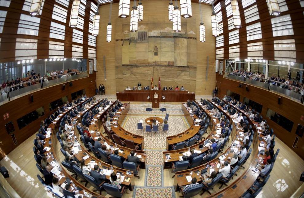 La Comunidad de Madrid aprueba la Ley de Transparencia y de Participación