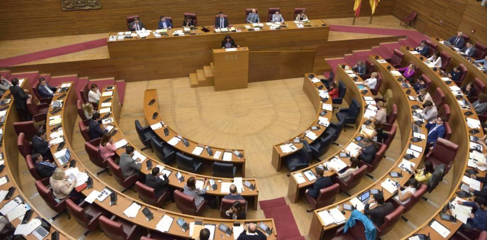 Iniciativas parlamentarias sobre transparencia – Cortes Valencianas