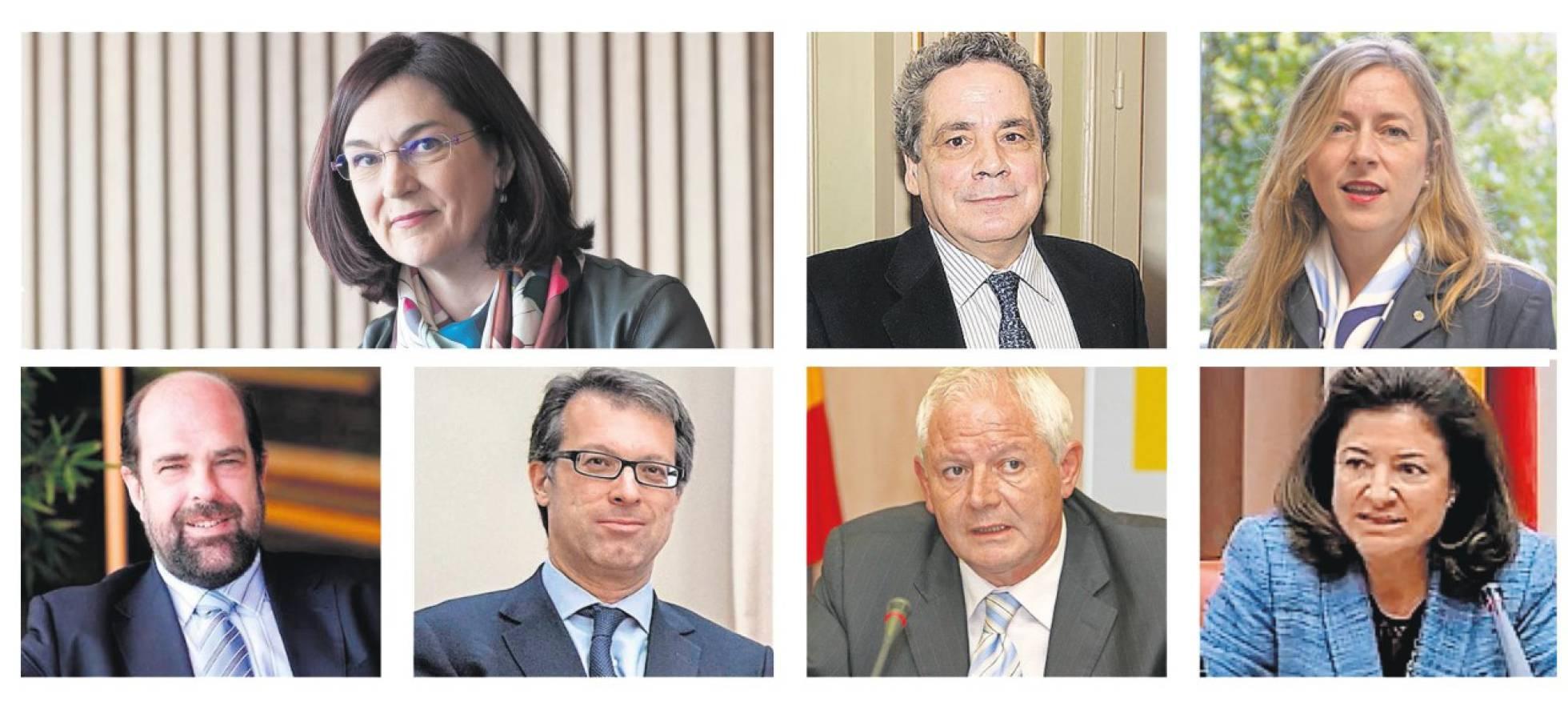 Renovación Cargos Comisión Nacional de los Mercados y la Competencia (CNMC)