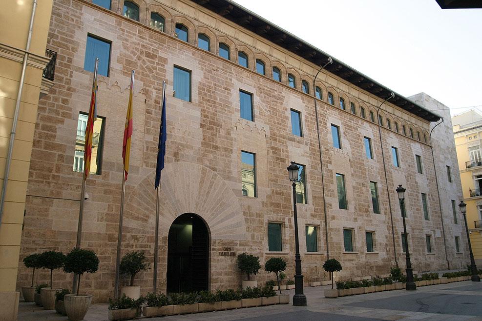 Proposición de Ley de transparencia y buen gobierno – Comunidad Valenciana